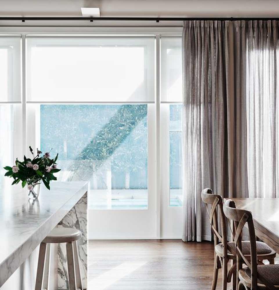 cortina tradicional lino beige 1 violeta decoraciones