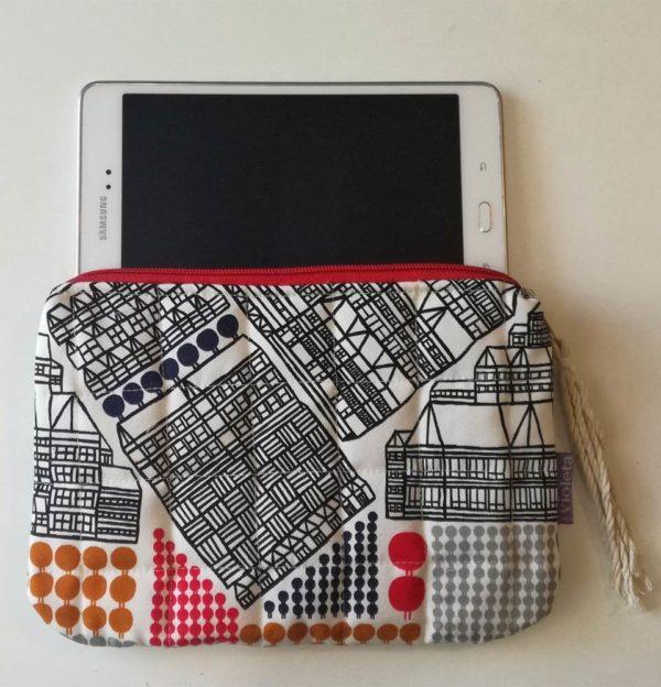 Estuche multiuso y tablets 25 x 18 cm